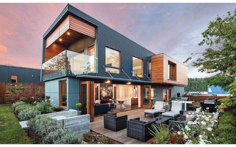 Rumah Nyaman (Tempat strategis, Konsep Rumah Indah Dan Dekorasi Yang Tepat)