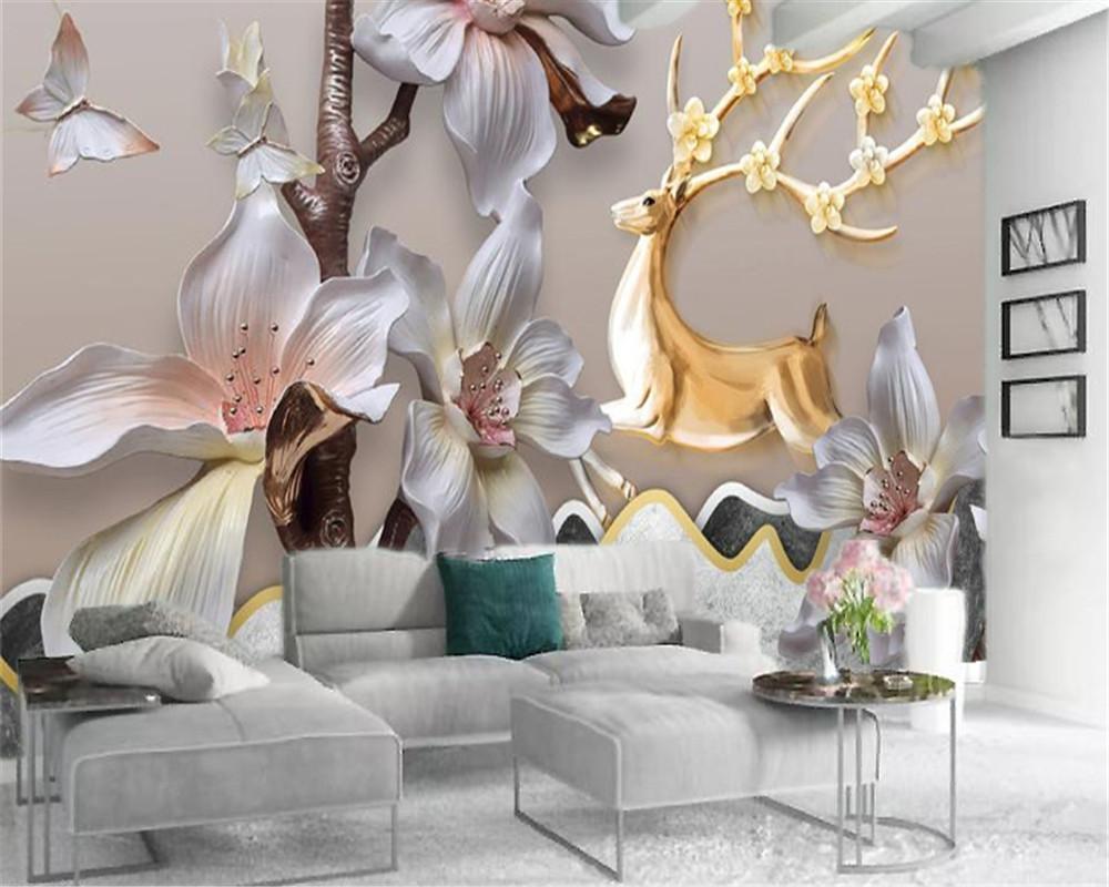 Ide Dekorasi Baru Untuk Berbagai Ruangan Dan Tempat (Relief Cantik Dan Unik)