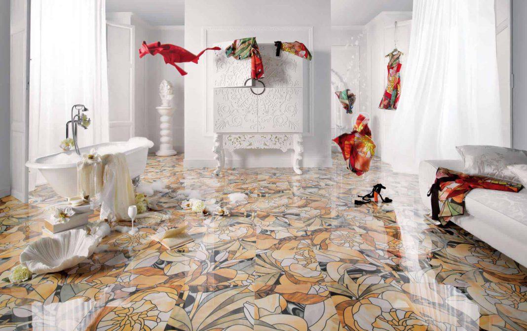 Inspirasi Desain Interior (Desain Lantai Cantik Dan Indah)