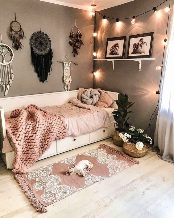 contemporary bedroom ideas for teens girl